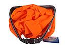 Гермомешок BLUEFIELD 10 литра, водонепроницаемый мешок 34х39 см. Салатовый., фото 8