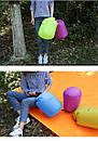 Гермомешок BLUEFIELD 10 литра, водонепроницаемый мешок 34х39 см. Салатовый., фото 9