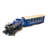 Модель Паровоз с вагоном Технопарк, фото 1