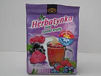 Чай гранулированный с ароматом лесных ягод Kruger Herbatynka 300 г