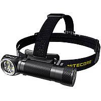 Налобный фонарь Nitecore HC35 CREE XP-G3 S3 2700LM + Акум 21700