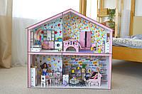 Кукольный домик Волшебный Коттедж Барби, фото 1