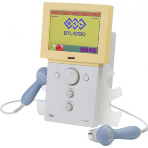 Ультразвуковий фізіотерапевтичний апарат BTL-5000 Sono