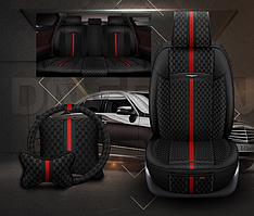 Модельные чехлы JP на сидения автомобиля для BMW перед и зад