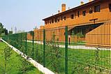 Заграда  стандарт высота 1,5 м длина  2,5 м  з ППЛ ячейка 50х200, фото 4