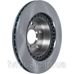 Тормозной диск BluePrint ADT343102