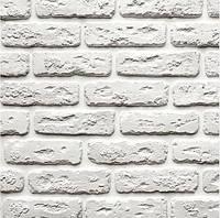 """Гипсовая декоративная плитка под кирпич в стиле лофт """"Бостон"""""""
