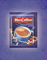 Кофе МакКофе 3 в 1 Сгущенное молоко 20 пакетиков