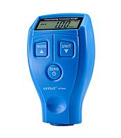 Толщиномер магнитный, толщиномер краски, прибор для измерения толщины краски, 0-1800мкм WINTACT WT200A, фото 1