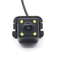Штатная камера заднего вида Lesko для автомобилей Toyota Camry 2009-2012 г.в. влагонепроницаемая