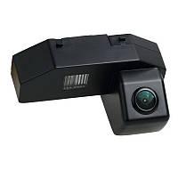 Штатная камера заднего вида Lesko для автомобилей Mazda 6, RX-8 с парковочной разметкой водонепроницаемая