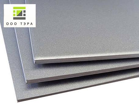 Шматки алюмінієвого листа 20 мм Д16 505 х 380, фото 2
