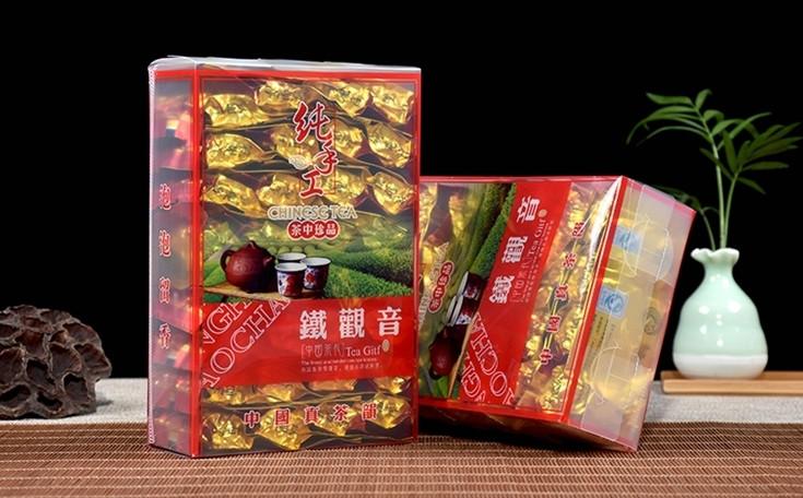 Зелений чай Ті гуан інь альпійський, чай тигуанинь, тигуанин улун, китайський чай, зелений пуер, шу пуер чай