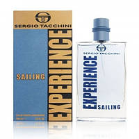 Мужская парфюмированная вода SERGIO TACCHINI Experience Sailing 100 мл