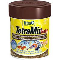 TetraMin Baby корм для аквариумных рыб (для молодых рыб), 30г/66 мл