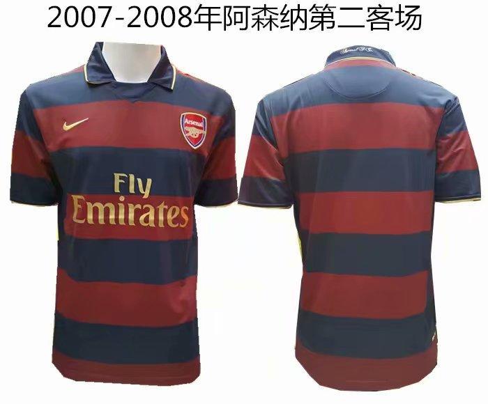 Ретро футбольная футболка Арсенал Лондон