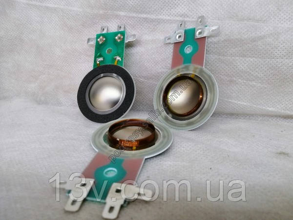 "Звуковая катушка для ВЧ - 1"" 8 Ом ( 25,4 мм.) Титан"