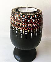Надзвичайний свічник для чайної свічки