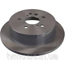 Тормозной диск BluePrint ADT343147