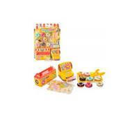 Магазин KDL888-11B сладости, кассовый аппарат, купюры, в слюде,28-20-7см(KDL888-11B)