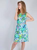 Платье женское короткое летнее MEES Турция 5483, фото 1