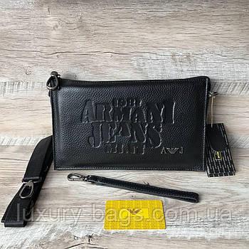 Чоловіча сумка клатч Armani