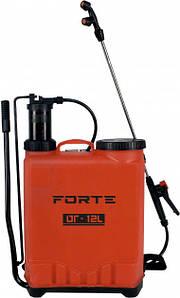 Опрыскиватель гидравлический ручной 12 л Forte ОГ-12