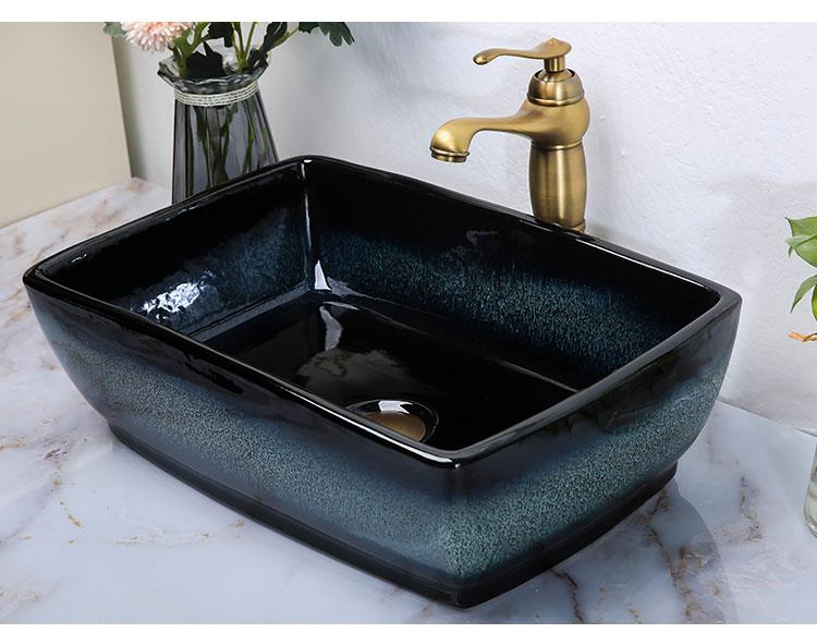 Накладная раковина для ванной Nordic Above Counter. Модель RD-447