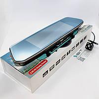 Зеркало-видеорегистратор DVR F700 2 камеры Full HD Original