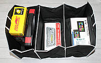 Складная сумка-органайзер в багажник автомобиля Car Boot, фото 1