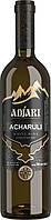 Вино белое полусладкое Adjari Alazani Valley 0.75 л 9-13% Грузия
