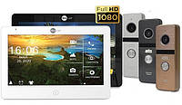 Комплект Full HD домофона NEOLIGHT MEZZO HD - сенсорный экран