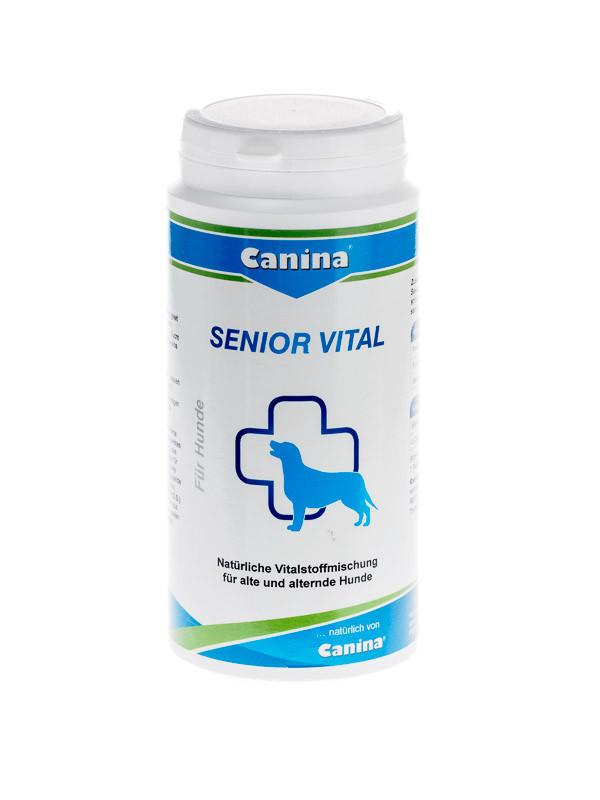 Витамины для собак старше 7 лет Canina Senior Vital 250 г