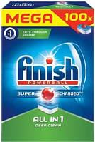 Finish Powerball All in 1 Таблетки для посудомойки 100 шт.