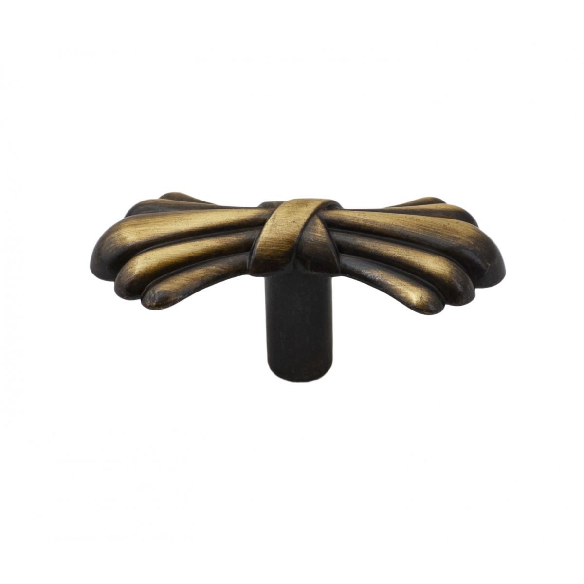 Ручка мебельная Ozkardesler DILA DUGME 6094-08 Бронза