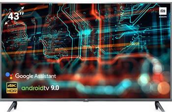 "Телевизор Xiaomi Mi LED TV 4S 43"" UHD 4K International Edition"