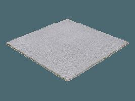 Гумова плитка 10 мм (сіра)
