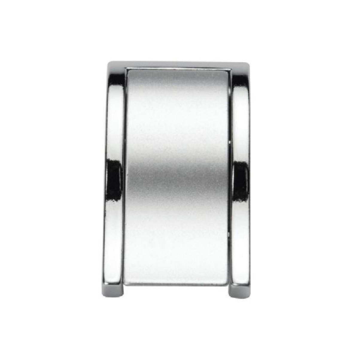Ручка мебельная Ozkardesler 6057-06/03 TOKA SALLAMALI DUGME Хром-Матовый Хром