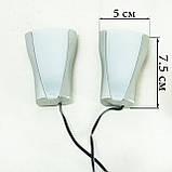 Неоновая подсветка в салон автомобиля, багажник (пара), фото 2