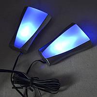 Неоновая подсветка в салон автомобиля, багажник (пара)