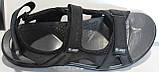 Босоножки мужские кожаные на липучках от производителя модель ДР2544-1, фото 3