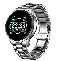 Смарт-часы Smart Watch HS-B28-HF Silver, спорт часы, умные часы, наручные часы, фитнес браслет, фитнес трекер