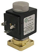 Электромагнитный клапан 21A1ZV25D-GB, 2/2 ход. Нормальнооткрытый для воздушного компрессора