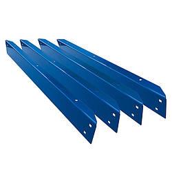 Комплект (4 шт.) поперечин для верстака довжиною 1118 мм
