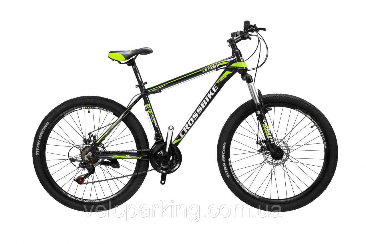 Горный алюминиевый велосипед Cross Leader 26 (2020) new