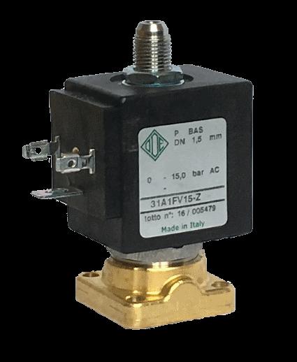 Электромагнитный клапан 31A1FV15-Z, 3/2 ход. Нормально открытый для воздушного компрессора