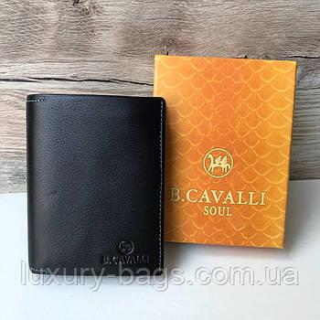Чоловічий шкіряний гаманець B. Cavalli