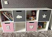 Стеллаж для игрушек, детский стеллаж
