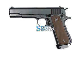 Пневматический пистолет COLT M 1911 Blowback
