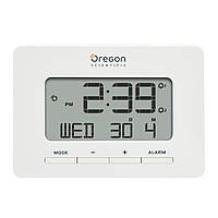Будильник RM938 Oregon Scientific Radio Controlled White Color из Германии